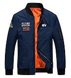 Flying Gerius original мужская куртка милитари ветровка демисезон, фото 2
