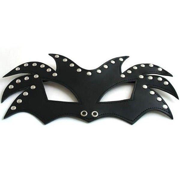 Черная маска дракона