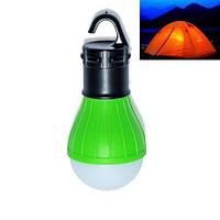 Лампа с крючком для палатки, кемпинг, 3 LED фонарь