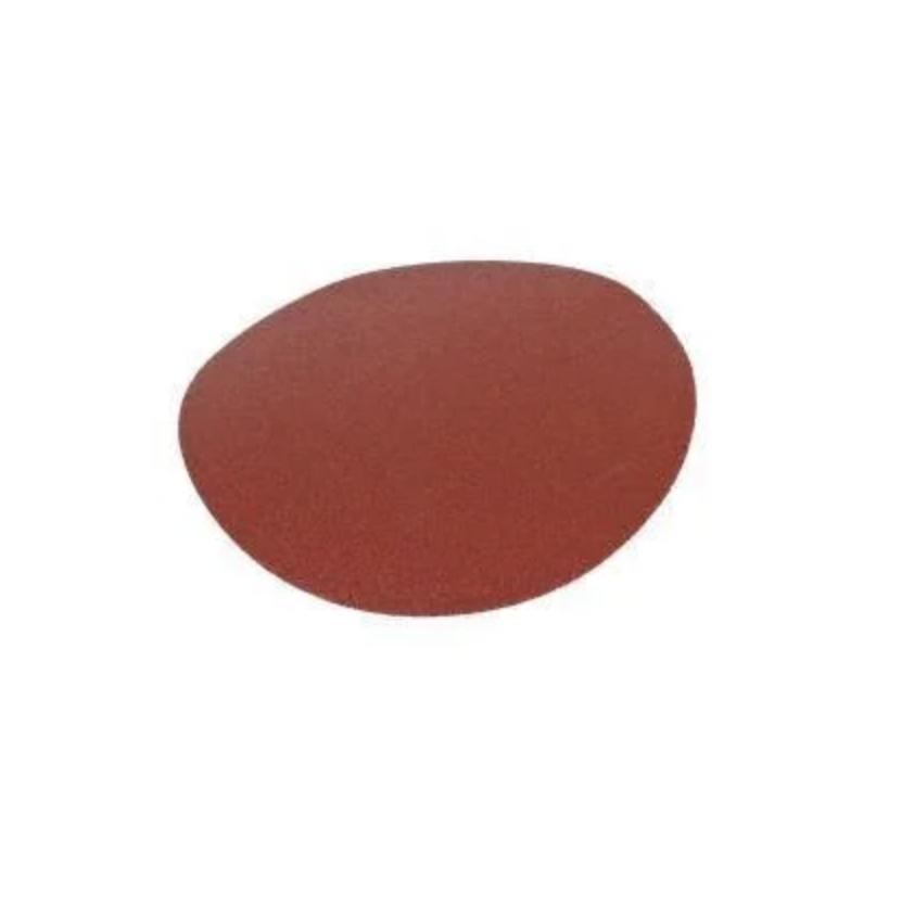 Круг шлифовальный тарельчатый с липучкой _150x зерно 120 Holzmann STK150K120