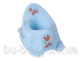 Горшок Tega Forest Fairytale FF-001 нескользящий 108 light blue