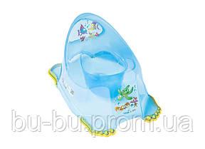 Горшок Tega Aqua AQ-007 нескользящий 115 blue