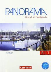 Panorama B1 Kursbuch mit Augmented-Reality-Elementen