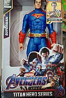 Большая фигурка Marvel супер-героя Супермен Superman 29 см