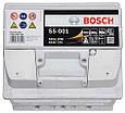 Аккумулятор Bosch S5 Silver Plus 6СТ-52 H Евро, фото 3