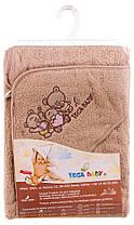 Полотенце Tega Teddy Bear MS-006 80x80 cm 119 beige