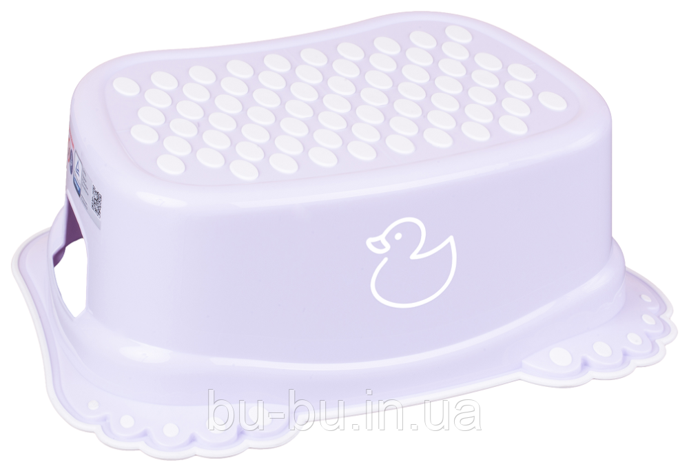 Подставка Tega Duck DK-006 нескользящая 133 light violet