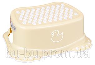 Подставка Tega Duck DK-006 нескользящая 132 light yellow