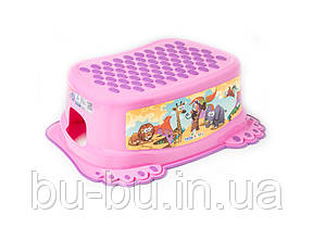 Подставка Tega Safari SF-013 нескользящая 127 dark pink