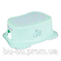 Подставка Tega Little Bunnies KR-006 нескользящая 105 light green