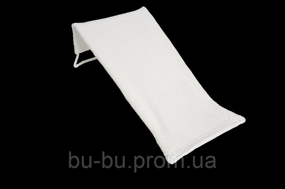 Гірка для купання Tega Cotton 100% (махра) DM-020 103 white