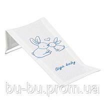 Горка для купания Tega Little Bunnies KR-026 (сетка) 103 white
