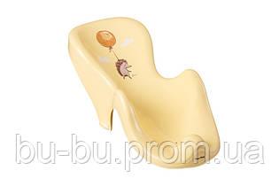 Горка для купания Tega Forest Fairytale FF-003 нескользящая 109 light yellow