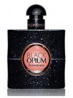 Тестер Yves Laurent Black Opium Parfum (Ив Сен Лоран Блек Опиум парфюм) реплика ОАЭ