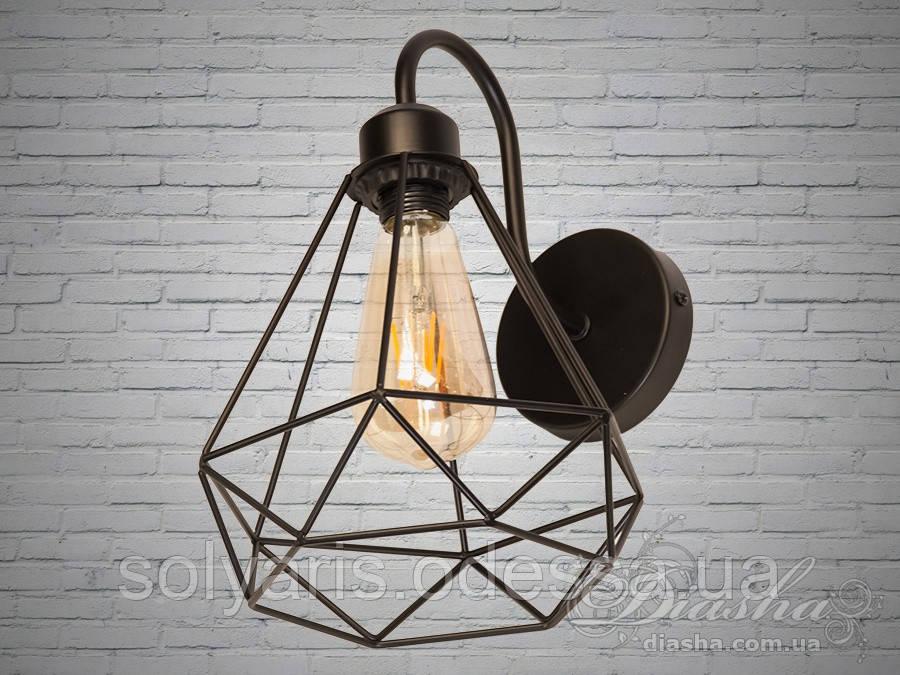 Светильник в стиле Loft,бра F4993/1B