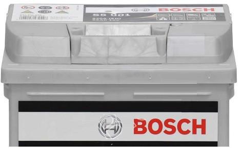 Преимущества АКБBosch S5 Silver Plus 6СТ-52 H Евро