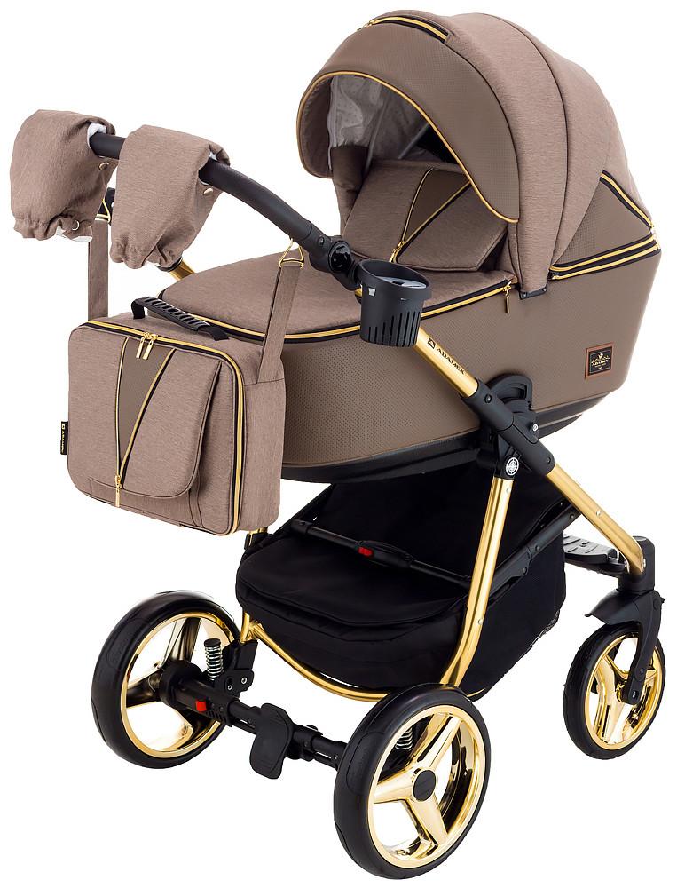 Дитяча коляска Adamex Sierra Polar (Gold) SR430