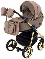 Дитяча коляска Adamex Sierra Polar (Gold) SR430, фото 1