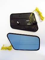 Комплект зеркальных элементов с подогревом ВАЗ 2108, 2109, 2115 ПсО синего тона Ergon
