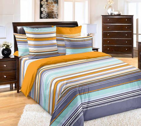Постельное белье Дакота перкаль ТМ Комфорт-Текстиль (Евро), фото 2