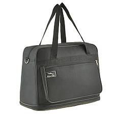 Дорожная сумка-трансформер Wallaby 39 х 29(+12) х 20 ткань полиэстер 600Д 1 раскладка вниз в 2070, фото 2
