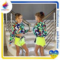 Одежда для тренировок и танцев производства ТМ Креатив