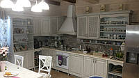 Стильная современная кухня из массива Дуба