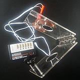 Electro-sex акрилова дробарка для пеніса, фото 3