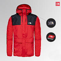 The North Face 1985 Seasonal Mountain Jacket - RED/BLACK