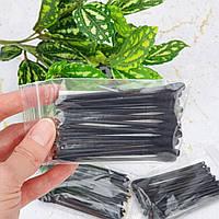 Одноразовые петли для удаления камедонов Ciracle Black Cotton Extrusion Swab 20 шт