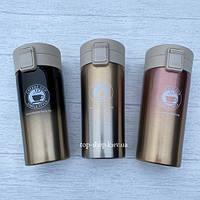 Термокружка з нержавіючої сталі термос Coffee Cup 350 мл, фото 1