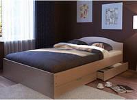 Двухспальная кровать ДВХ 024 А