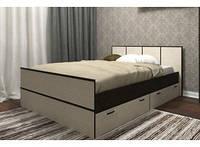 Двухспальная кровать ДВХ 010