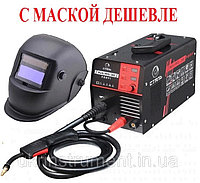 Инверторный сварочный полуавтомат Сталь Multi Mig-285 Profi для сварки алюминия, для автосервиса, гаража