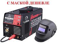 Сварочный полуавтомат MIG/MAG/MMA инверторный Сталь Multi Mig-325 Profi, бытовой сварочный аппарат