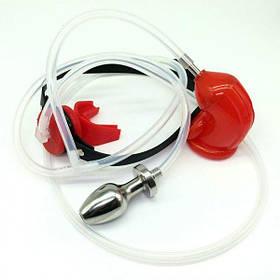 RECYCLER уринальная система OXBALL красный