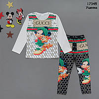 Костюм Minnie Mouse для девочки. 7-8;  8-9 лет, фото 1