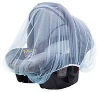 Москитная сетка универсальная Qvatro Moskit01 Lux  светло-голубая