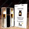 Мини-парфюмерия с феромонами Tom Ford Tobacco Vanille (Том Форд Табако Ваниль), 3 x15 мл