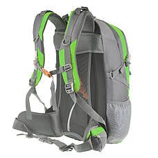 Рюкзак туристический TANLUHU 50х32х22 зелёный 40 л Polyester Oxford Rip Stop PU 600D/1600D   кс631зел, фото 2