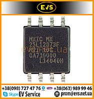 Микросхема Macronix MX25L12873FM2I-10G