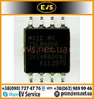 Микросхема Macronix MX25L8006EM2I-12G