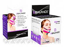 Набор кинезио тейпов Для лица BB FACE TAPE™ (2,5см×10м) Белый, Бежевый