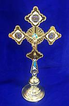 Напрестольний хрест на підставці