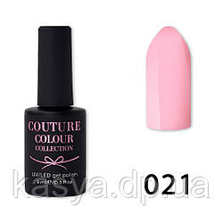 Гель-лак Couture Colour №021, 9 мл