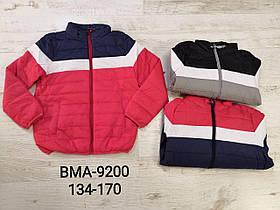 Куртки для мальчиков опт, размеры 134/140 -170, Glo-story, арт. BMA 9200