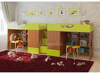 Детская кровать для двоих детей ДМ 301