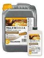 Pallmann Pall-X 98 Gold: лак для паркета на водной основе (Германия)