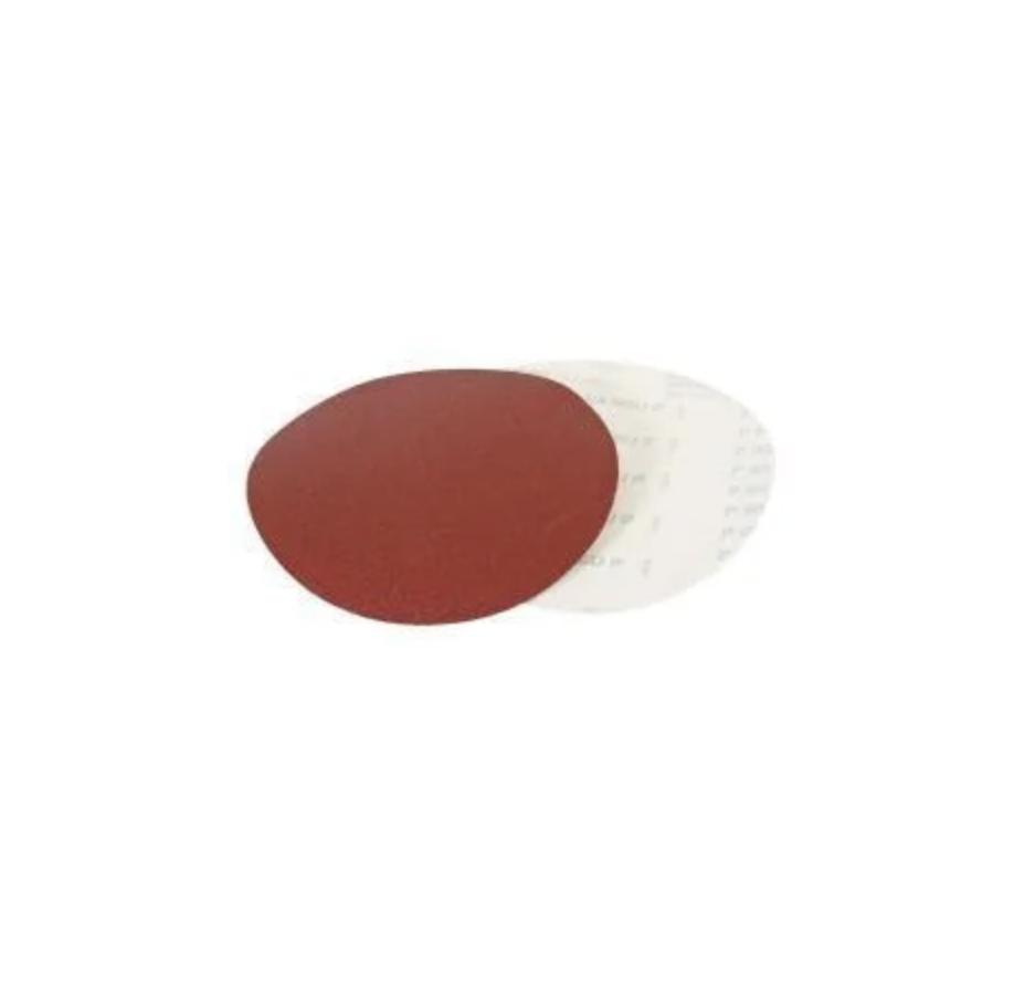 Круг шлифовальный тарельчатый с липучкой _305x зерно 120 Holzmann STK305K120