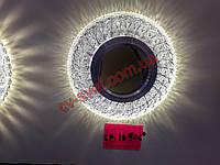 Встраиваемый светильник LB 1850 C MR16 с LED подсветкой
